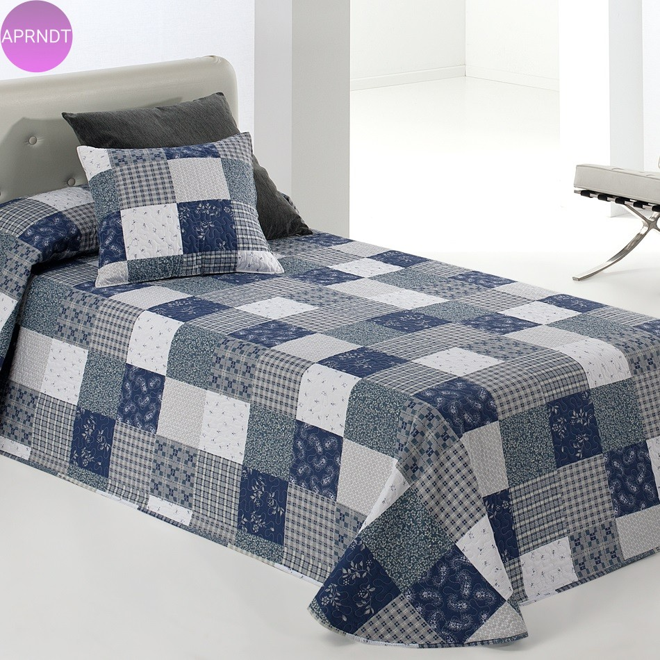 patchwork colcha