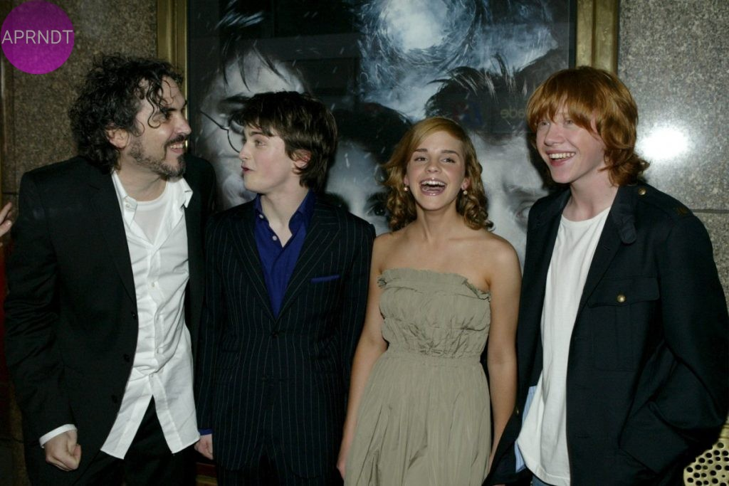 harry potter elenco