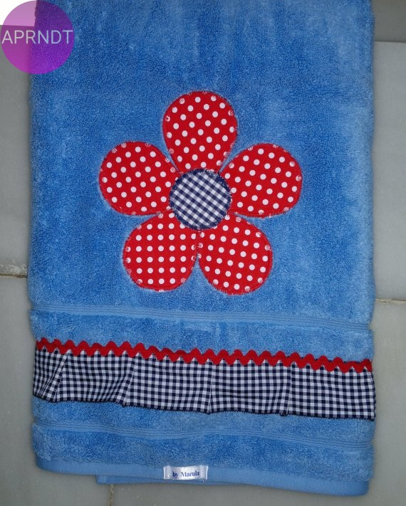hacer toalla patchwork
