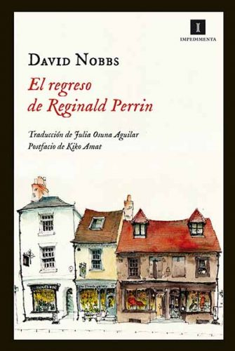 El regreso de Reginald Perrin, David Nobbs
