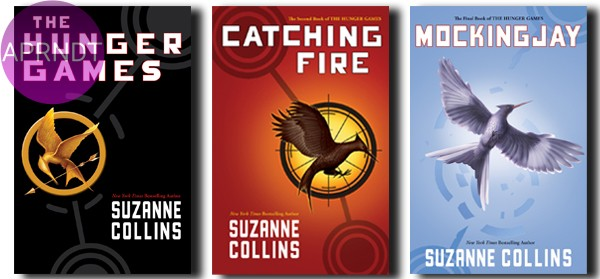 the hunger games trilogia